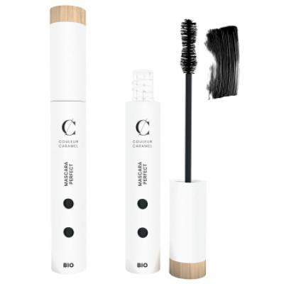 Couleur Caramel Mascara Perfect Volume No 41 -  Extra noir 6 ml produit de maquillage pour les yeux Les Copines Bio