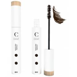 Couleur Caramel Mascara Perfect No 42 - Brun velours 6 ml est un produit de maquillage pour les yeux Les Copines Bio