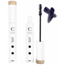 Couleur Caramel Mascara Perfect No 43 -  Bleu incandescent 6 ml produit de maquillage pour les yeux Les Copines Bio