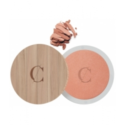 Couleur Caramel Terre Caramel No 23 - Brun beige nacré 8,5 g produit de maquillage pour le visage Les Copines Bio