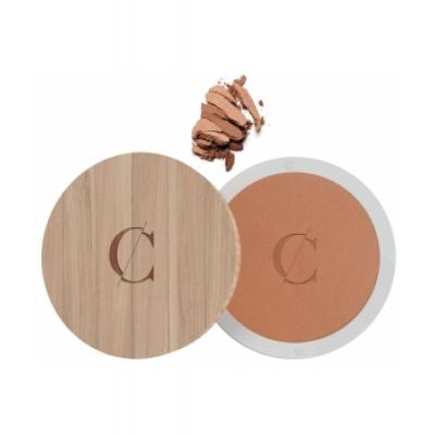 Couleur Caramel Terre Caramel No 28 - Halé nacré 8,5 g produit de maquillage pour le visage Les Copines Bio