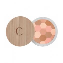 Couleur Caramel Poudre Mosaïque No 232 - Teint clair 8,5 g produit de maquillage pour le visage Les Copines Bio