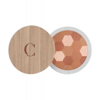 Couleur Caramel Poudre Mosaïque No 233 - Teint mat 8,5 g produit de maquillage pour le visage Les Copines Bio