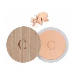 Couleur Caramel Poudre minérale Haute Définition No 002 - Beige clair 7,5 g produit de maquillage bio pour le teint Les Copines