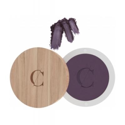 Couleur Caramel Ombre à paupières No 036 - Mauve sombre mat 1,7 g produit de maquillage des yeux biologique Les Copines Bio