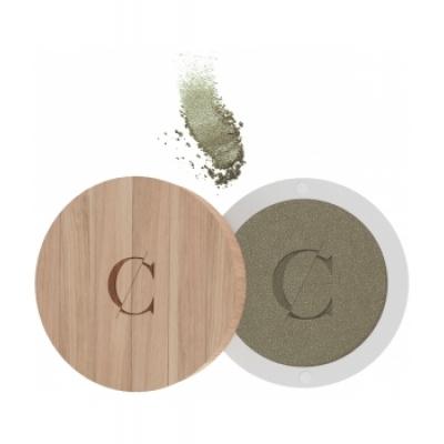 Couleur Caramel Ombre à paupières No 042 - Vert nacré 1,7 g produit de maquillage des yeux biologique Les Copines Bio
