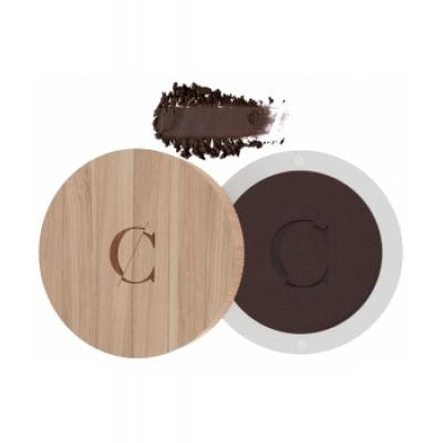 Couleur Caramel Ombre à paupières No 081 - Brun intense mat 1,7 g produit de maquillage des yeux biologique Les Copines Bio