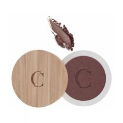 Couleur Caramel Ombre à paupières No 143 - Marron cuivré nacré 1,7 g produit de maquillage des yeux biologique Les Copines Bio