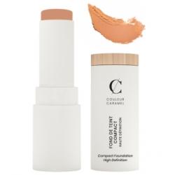 Couleur Caramel Fond de teint Compact Haute Définition No 14 -  Beige halé 9 g produit de maquillage pour le visage Les Copines