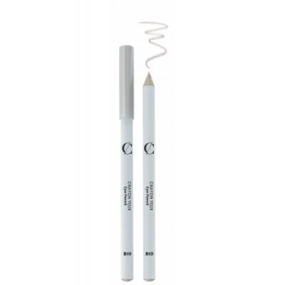 Couleur Caramel Crayon yeux No 116 -  Blanc 1,1 g produit de maquillage pour les yeux Les Copines Bio