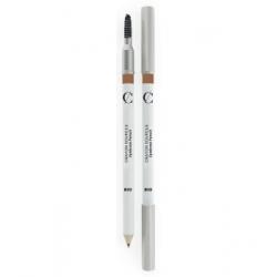 Couleur Caramel Crayon sourcils No 120 -  Brun 1,2 g produit de maquillage pour les yeux Les Copines Bio