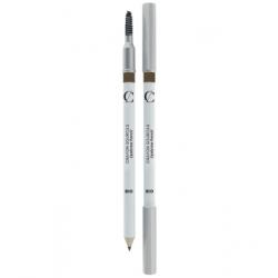 Couleur Caramel Crayon sourcils No 121 -  Châtain 1,2 g produit de maquillage pour les yeux Les Copines Bio
