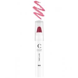 Couleur Caramel Twist & lips No 403 -  Rose foncé 3 g produit de maquillage minéral Les Copines Bio