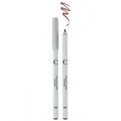 Couleur Caramel Crayon lèvres No 110 -  Chocolat 1,1 g produit de maquillage pour les lèvres Les Copines Bio