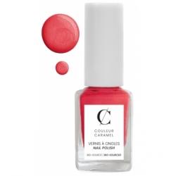 Couleur Caramel Vernis à ongles No 26 -  Rouge Marrakech 11 ml produit de maquillage pour les ongles Les Copines Bio
