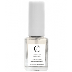Couleur Caramel Durcisseur No 31 11 ml produit de soin pour les ongles Les Copines Bio