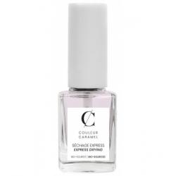 Couleur Caramel Séchage express No 33 11 ml produit de beauté pour les ongles Les Copines Bio