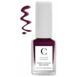 Couleur Caramel Vernis à ongles No 47 -  Myrtille 11 ml produit de maquillage pour les ongles Les Copines Bio