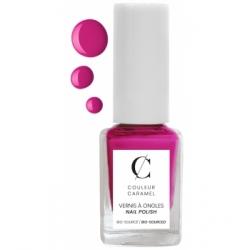 Couleur Caramel Vernis à ongles No 57 -  Fuchsia 11 ml produit de maquillage pour les ongles Les Copines Bio
