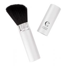 Couleur Caramel Pinceau rétractable poudre et fard à joues No 3 x1 accessoire de maquillage Les Copines Bio