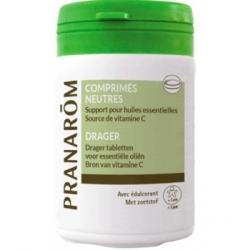 Pranarôm 30 comprimés support pour huiles essentielles x30 Complément alimentaire Les Copines Bio