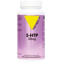 Vit'all + 5 HTP Zen 50mg 60 comprimés Complément alimentaire Les Copines Bio