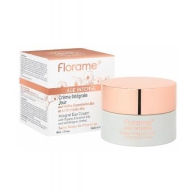 Florame Age intense Crème intégrale jour 50.0ml produit de soin Anti-âge Les Copines Bio