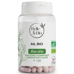 Belle et Bio Ail bio 120 gélules Complément alimentaire Santé Les Copines Bio
