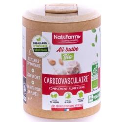 Nat et Form Ail bulbe Bio 200 gélules Complément alimentaire Santé Les Copines Bio