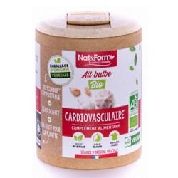 Nat et Form Ail bulbe Bio 90 gélules Complément alimentaire Santé Les Copines Bio