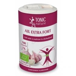 Tonic Nature Ail Extra Fort 100 capsules Complément alimentaire Santé Les Copines Bio