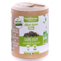 Nat et Form Algues Fucus Bio 200 gélules Complément alimentaire Les Copines Bio