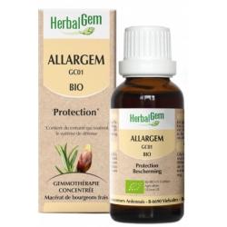 Herbalgem Allargem Bio Flacon compte gouttes 50ml Complément alimentaire Les Copines Bio