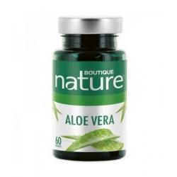 Boutique Nature Aloe Vera 60 gélules Complément alimentaire Santé Les Copines Bio