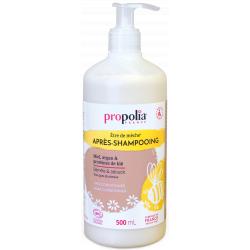 Propolia Après shampoing Bio être de mèche 500ml produit de Soin capillaire Les Copines Bio