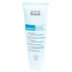 Eco Cosmetics Après Shampooing Soin Réparateur Rose Complexe 4 plantes Kératine  300ml produit de soin pour les cheveux Les Copi