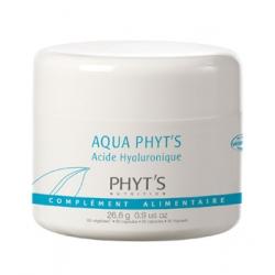 Phyts Aqua Phyt's Acide Hyaluronique 80 végélules complément alimentaire Les Copines Bio