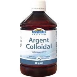 Biofloral Argent Colloïdal Naturel 20 PPM 500ml produit d'usage externe  Les Copines Bio