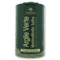 Comptoir Provencal des Argiles Argile verte Montmorillonite NATURADO pot 300gr produit de soin pour le visage et le corps Les Co