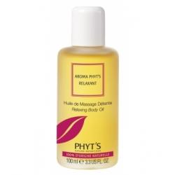 Phyts Aroma Phyt's Relaxant 100ml produit de soin du corps Les Copines Bio
