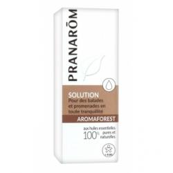 Pranarôm Aromaforest Solution 10ml complément alimentaire d'aromathérapie Les Copines Bio