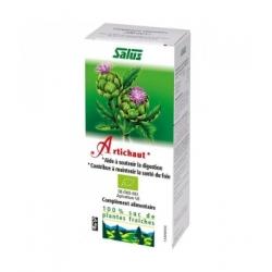 Salus Artichaut Suc de Plantes bio 200ml Complément alimentaire Les Copines Bio