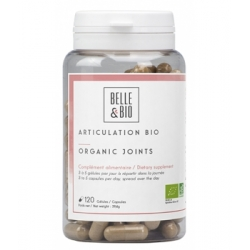 Belle et Bio Articulation 120 gélules Complément alimentaire Les Copines Bio