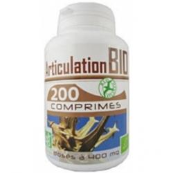 GPH Diffusion Articulation bio 500mg 200 comprimés Complément alimentaire Les Copines Bio