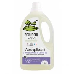 La Fourmi Verte Assouplissant parfum Lavande 1,5L produit d'entretien ménager Les Copines Bio
