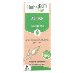 Herbalgem Aulne glutineux Bio Flacon compte gouttes 50ml complément alimentaire bio Les Copines Bio