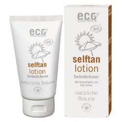 Eco Cosmetics Autobronzant Grenade et Baies de Goji  75ml produit de soin pour le corps Les Copines Bio