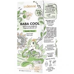 Indemne BABA COOL Amandier 100ml produit de soin cosmétique Les Copines Bio