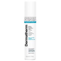 Dermatherm Sérum booster hydratant ultra confort 50 ml peaux normales et sèches énergie cellulaire Les copines bio