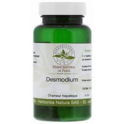 Herboristerie de paris Desmodium adscendens 60 gélules de 180mg nettoyer le foie et le drainer Les copines bio